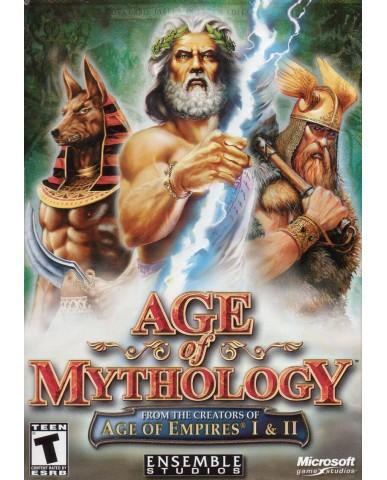 AGE OF MYTHOLOGY - PC GAME