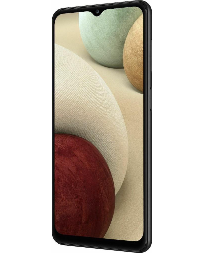"""Samsung Galaxy A12 (6.5"""") 4G - 4GB/128GB Dual SIM - SM-A125F Black EU"""