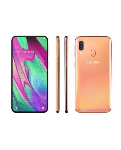 Samsung Galaxy A40 (5.9'') 4G - 4GB/64GB Dual SIM - SM-A405F Coral EU