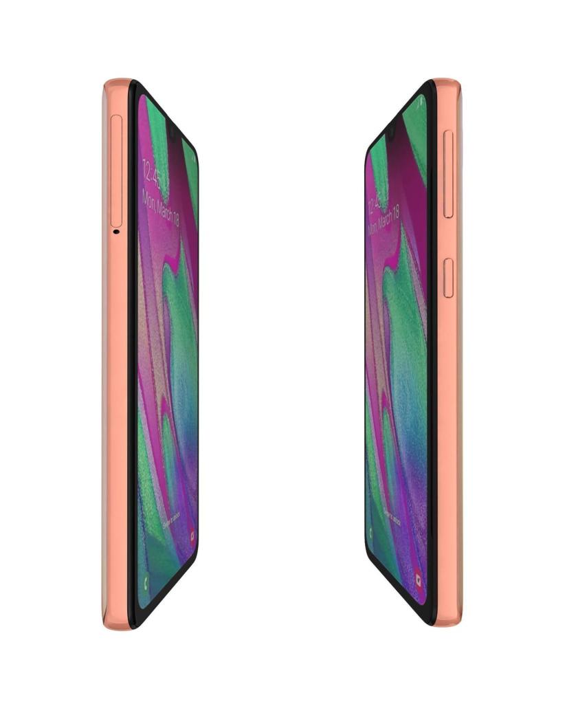 Samsung Galaxy A40 (5.9'') 4G - 4GB/64GB Dual SIM - SM-A405F Coral EU + ΔΩΡΟ ΤΖΑΜΑΚΙ ΠΡΟΣΤΑΣΙΑΣ