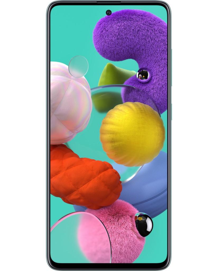 """Samsung Galaxy A51 (6.5"""") 4G - 4GB/128GB Dual SIM - SM-A515F Blue EU"""