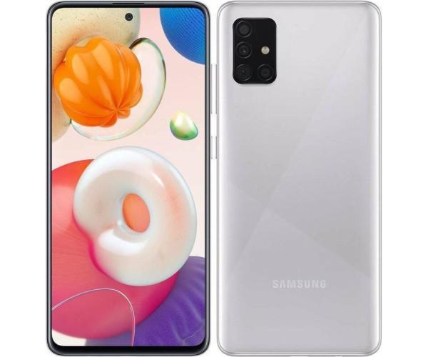 """Samsung Galaxy A51 (6.5"""") 4G - 4GB/128GB Dual SIM - SM-A515F Haze Silver EU"""