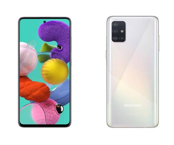 """Samsung Galaxy A51 (6.5"""") 4G - 4GB/128GB Dual SIM - SM-A515F White EU"""