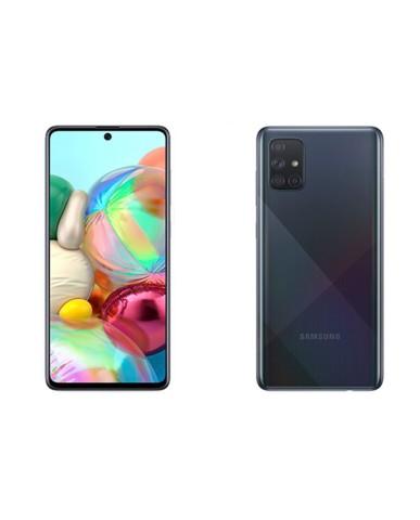 """Samsung Galaxy A71 (6.7"""") 4G - 6GB/128GB Dual SIM - Black EU"""