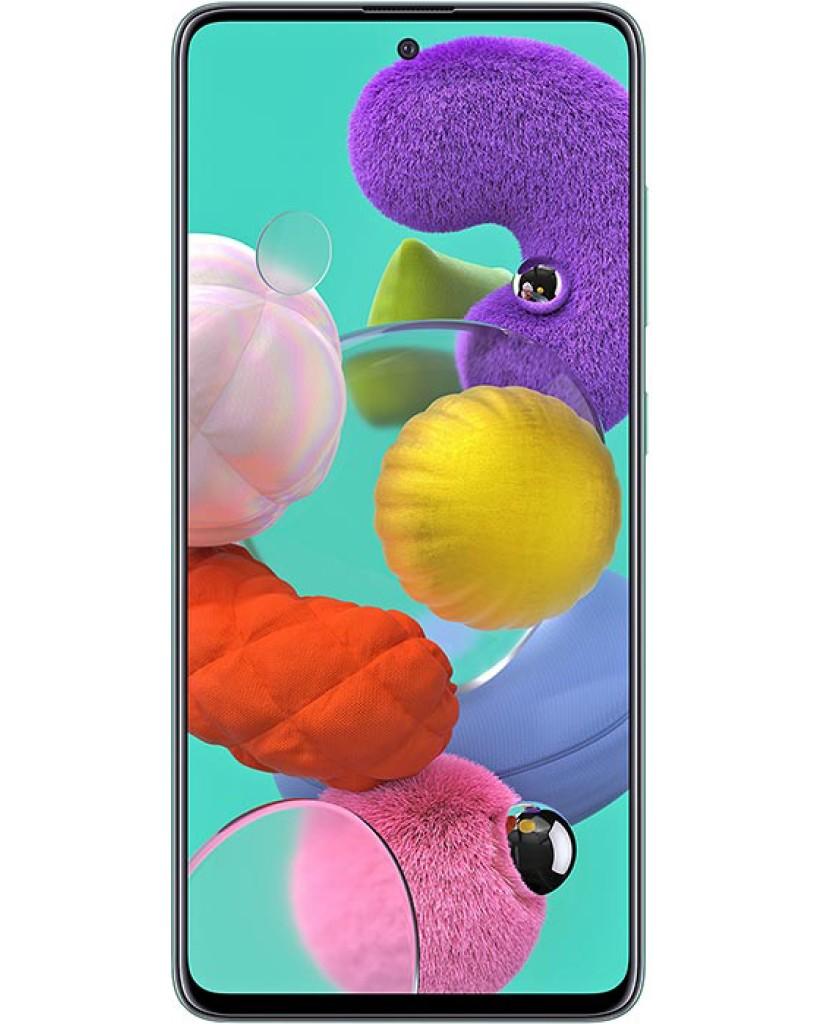 """Samsung Galaxy A71 (6.7"""") 4G - 6GB/128GB Dual SIM - Blue EU"""