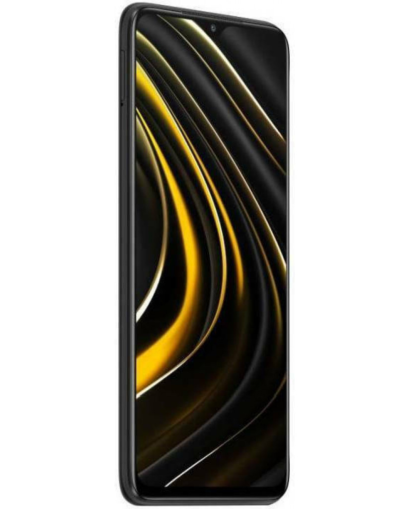 Xiaomi Poco M3 (6.53'') Dual Sim 4G - 4GB/128GB Power Black (Ελληνικό menu-Global Version) EU