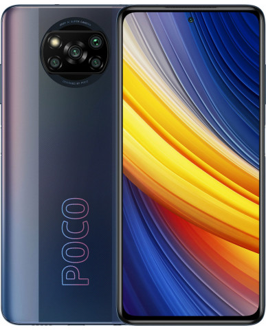 Xiaomi Poco X3 Pro (6.67'') 4G - 6GB/128GB Phantom Black (Ελληνικό menu-Global Version) EU