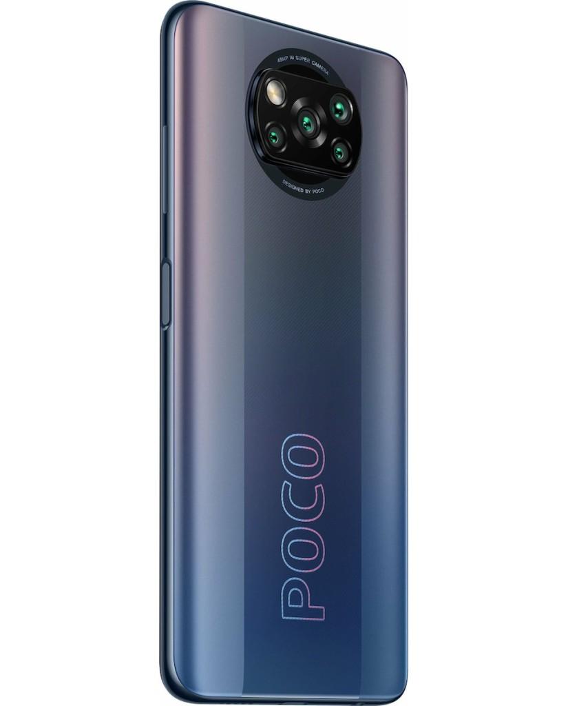 Xiaomi Poco X3 Pro (6.67'') 4G - 6GB/128GB Phantom Black (Ελληνικό menu-Global Version) EU