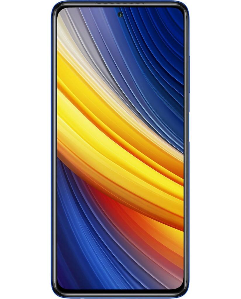 Xiaomi Poco X3 Pro (6.67'') 4G - 6GB/128GB Frost Blue (Ελληνικό menu-Global Version) EU