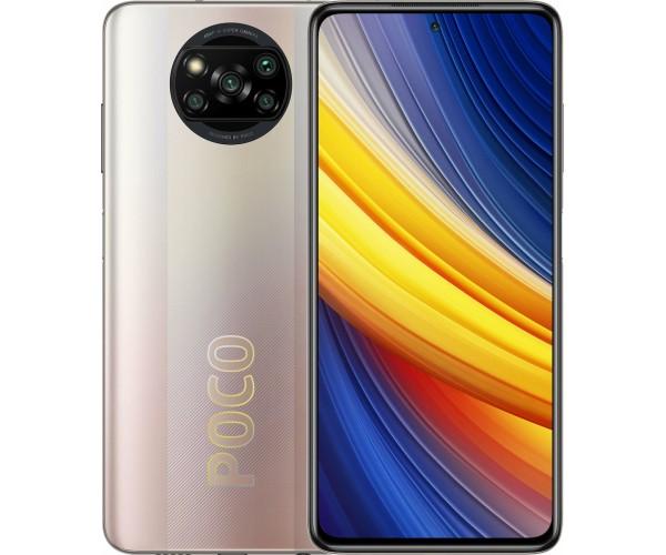 Xiaomi Poco X3 Pro (6.67'') 4G - 6GB/128GB Metal Bronze (Ελληνικό menu-Global Version) EU