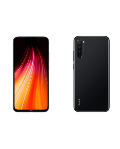 Xiaomi Redmi Note 8 (6.3'') Dual SIM 4G – 4GB/64GB Space Black (Ελληνικό Menu-Global Version) EU