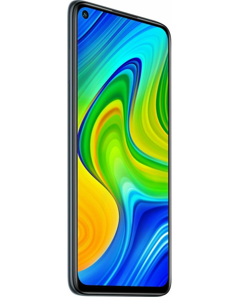Xiaomi Redmi Note 9 (6.53'') Dual SIM 4G – 3GB/64GB Onyx Black (Ελληνικό Menu-Global Version) EU