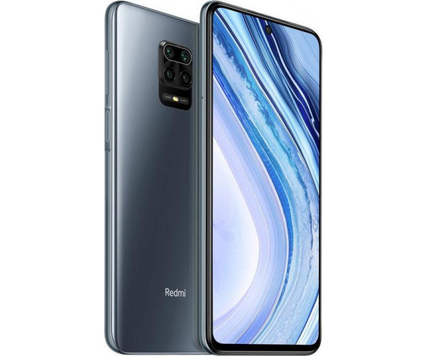 Xiaomi Redmi Note 9 Pro (6.67'') Dual SIM 4G – 6GB/64GB Interstellar Grey (Ελληνικό Menu-Global Version) EU