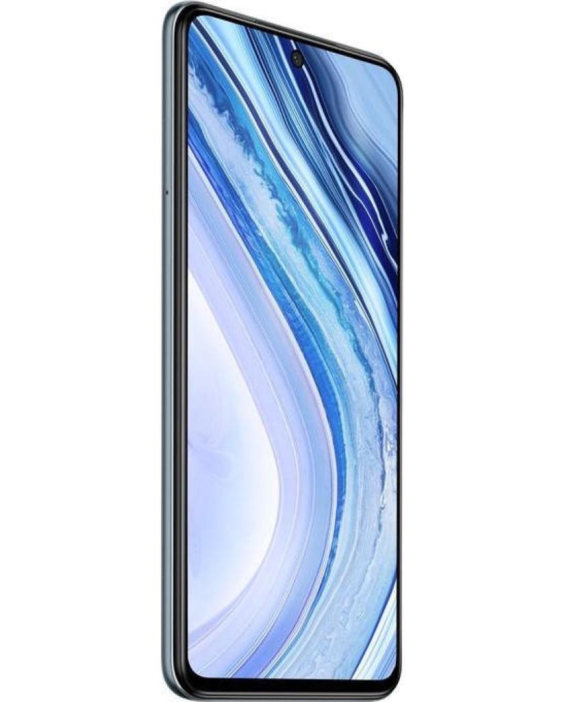 Xiaomi Redmi Note 9 Pro (6.67'') Dual SIM 4G – 6GB/128GB Interstellar Grey (Ελληνικό Menu-Global Version) EU