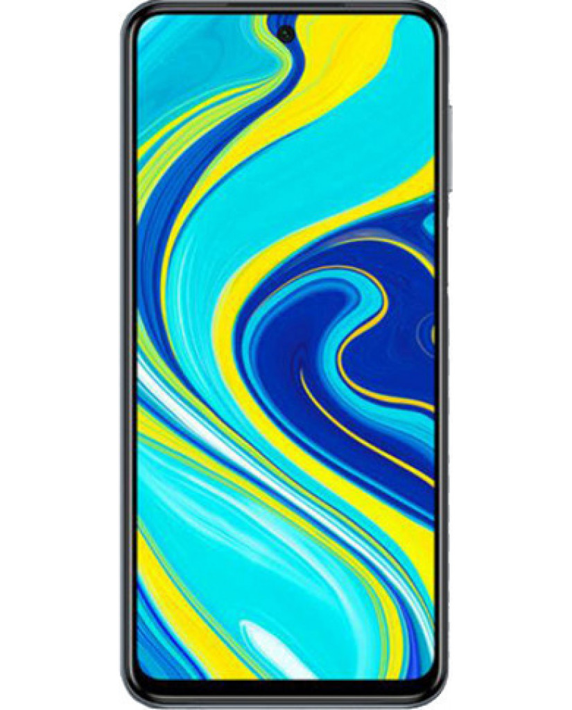 Xiaomi Redmi Note 9S (6.67'') Dual SIM 4G – 4GB/64GB Grey (Ελληνικό Menu-Global Version) EU