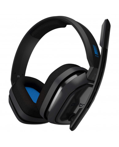 ASTRO A10 - GAMING HEADSET ΓΙΑ PC / PS4 / XBOX ONE / SMARTPHONES – ΜΑΥΡΟ/ΜΠΛΕ