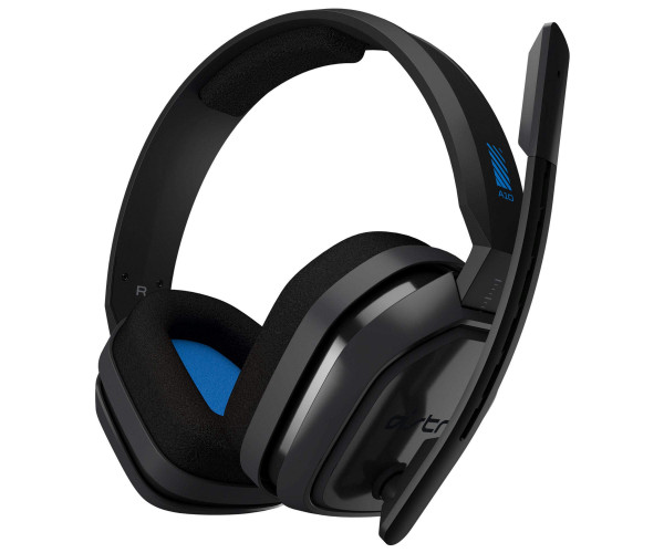 ASTRO A10 - GAMING HEADSET ΓΙΑ PC / PS4 / XBOX ONE / SMARTPHONES – ΓΚΡΙ & ΜΠΛΕ