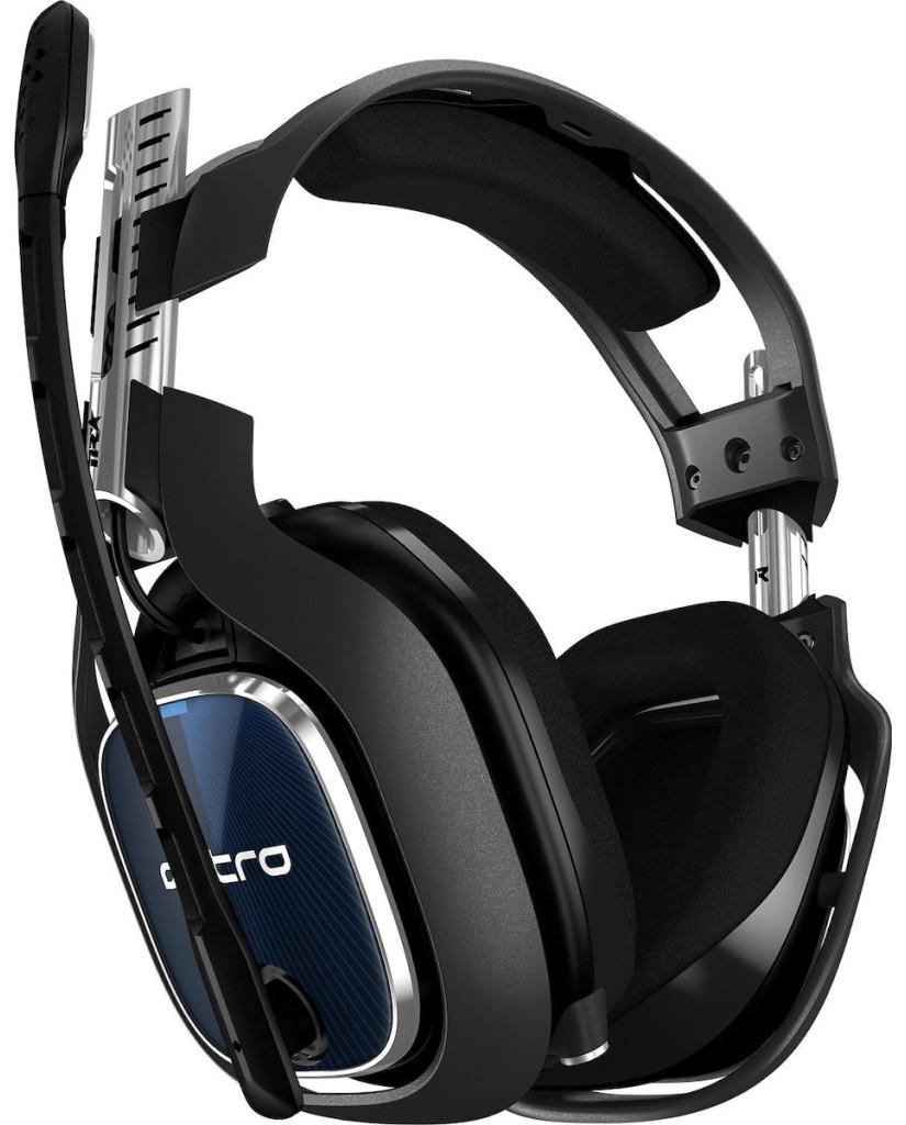 ASTRO A40 TR GAMING HEADSET 7.1 ΑΚΟΥΣΤΙΚΑ ΓΙΑ PS5 / PS4 / PS3 / XBOX ONE / PC / MAC  – ΜΑΥΡΟ/ΜΠΛΕ