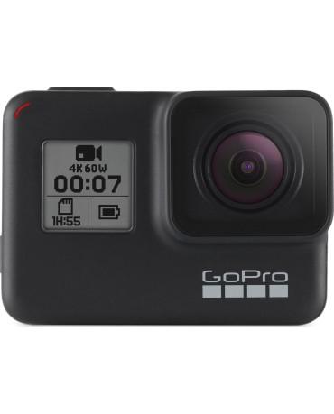 GoPro Hero 7 4K Action Camera CHDHX-701-RW Black EU
