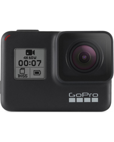 GoPro Hero 7 4K Action Camera CHDHX-701-RW Black EU
