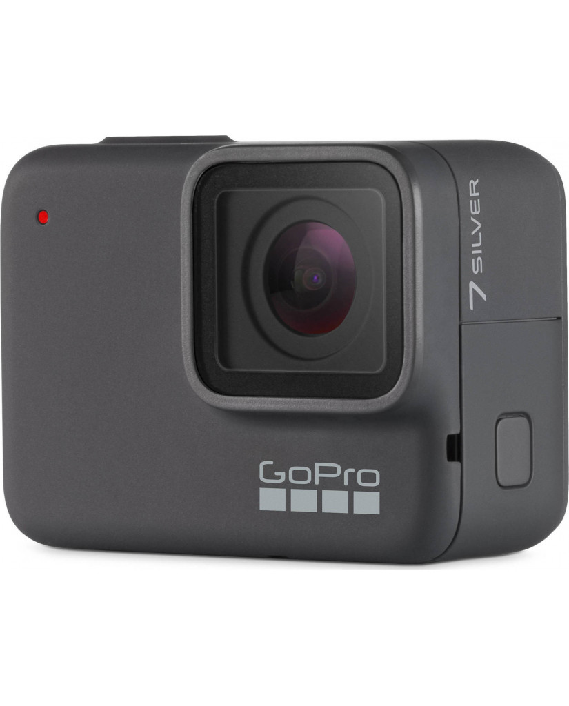 GoPro Hero 7 4K Action Camera CHDHC-601-RW Silver EU