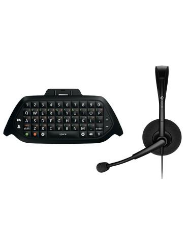 Microsoft Xbox One Chatpad with Chat Headset - Πληκτρολόγιο και Ακουστικά για Xbox One
