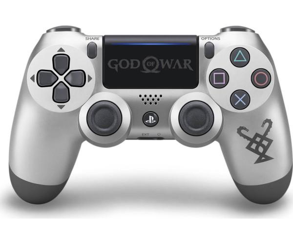 Sony DualShock 4 V2 - Χειριστήριο PS4 - God of War Limited Edition