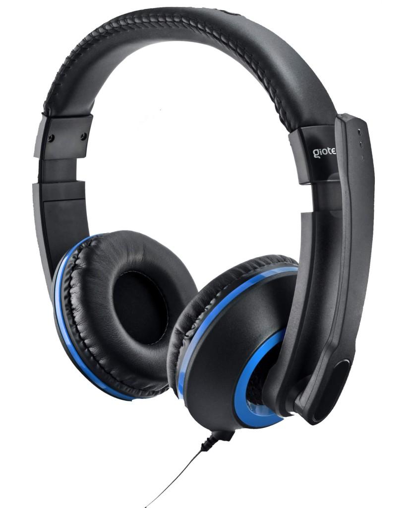 Ενσύρματα Στερεοφωνικά Gaming Ακουστικά Gioteck XH100 για PS4/Xbox One/Wii U/PC/Mac/Smartphones
