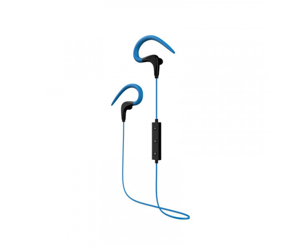 Ασύρματα Ακουστικά GORSUN E55 SPORTS EARBUDS Handsfree - Μπλε
