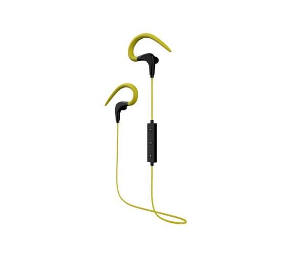 Ασύρματα Ακουστικά GORSUN E55 SPORTS EARBUDS Handsfree - Κίτρινο