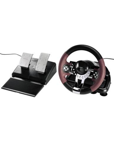 HAMA THUNDER V5 RACING WHEEL - ΤΙΜΟΝΙΕΡΑ ΓΙΑ PS3/PC