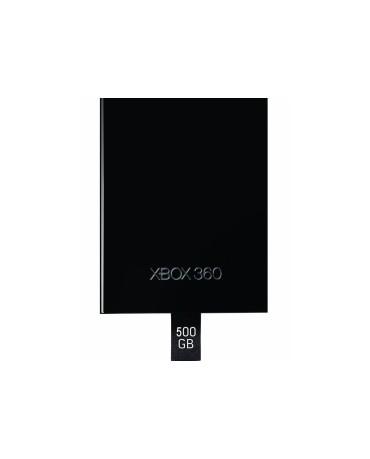 MICROSOFT XBOX 360 SLIM OFFICIAL HARD DRIVE - ΕΣΩΤΕΡΙΚΟΣ ΣΚΛΗΡΟΣ ΔΙΣΚΟΣ 500GB