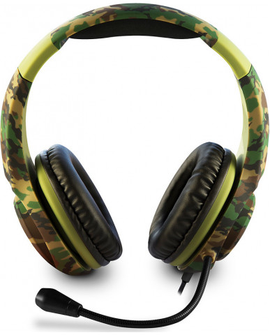 Headset 4Gamers Stealth Camo Cruiser Multi Stereo Gaming Ακουστικά - PS4/PS5/XBOX ONE