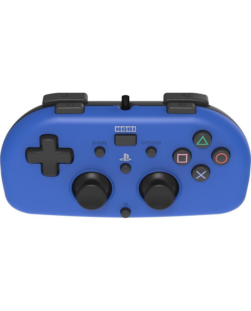 Hori Mini Wired Gamepad - Χειριστήριο PS4 - Μπλε