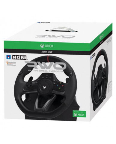 HORI RACING WHEEL OVERDRIVE - ΤΙΜΟΝΙΕΡΑ ΓΙΑ XBOX ONE