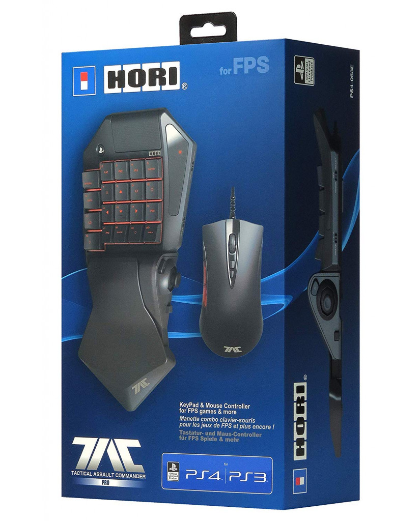 HORI TACTICAL ASSAULT COMMANDER PRO TYPE M2 - PS4 / PS3