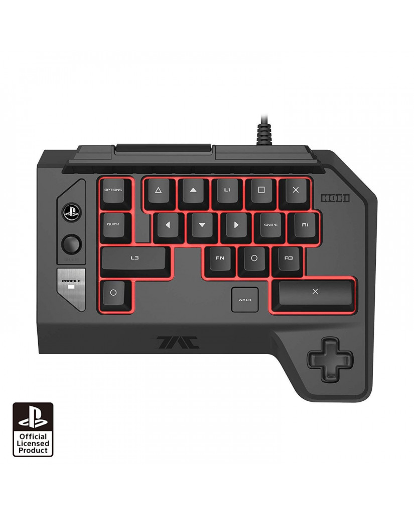 HORI TACTICAL ASSAULT COMMANDER 4 TYPE K2 - PS4 / PS3