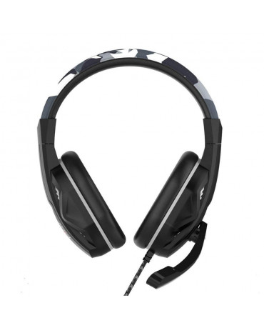 Steelplay HP42 Wired Gaming Headset - PS4/Xbox One/Switch/PC – Γκρι Παραλλαγής