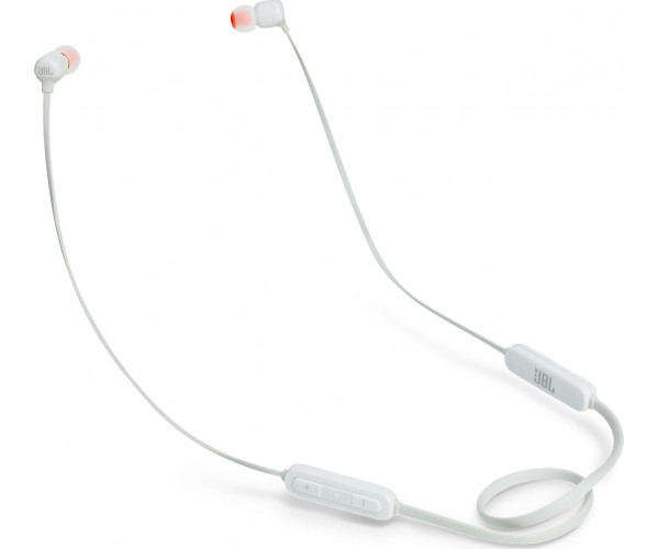 JBL ΑΚΟΥΣΤΙΚΑ IN-EAR T110BT Wireless Handsfree Bluetooth - White