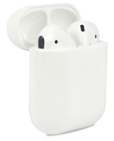 Ασύρματα Ακουστικά Jellico Bluetooth 5.0 AirBlue C Touch Control Mini Earbuds - Λευκό