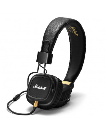 MARSHALL MAJOR II HEADPHONES - ΜΑΥΡΟ