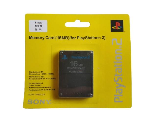 MEMORY CARD - ΚΑΡΤΑ ΜΝΗΜΗΣ 16MB ΓΙΑ PS2