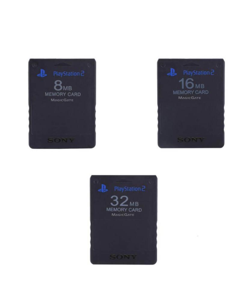 MEMORY CARD - ΚΑΡΤΑ ΜΝΗΜΗΣ 32MB ΓΙΑ PS2