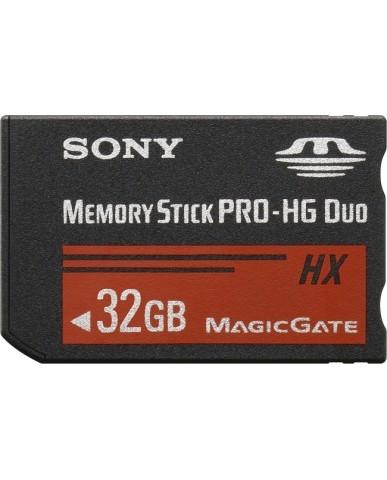 SONY MEMORY STICK PRO HG DUO HX 32GB CLASS 4