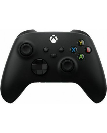 Microsoft Xbox Wireless Controller Carbon Black (Συμβατό Xbox One S / X - PC Windows 10 - Android - IOS) - Μαύρο