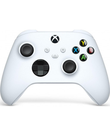 Microsoft Xbox Wireless Controller Robot White (Συμβατό Xbox One S / X - PC Windows 10 - Android - IOS) - Λευκό