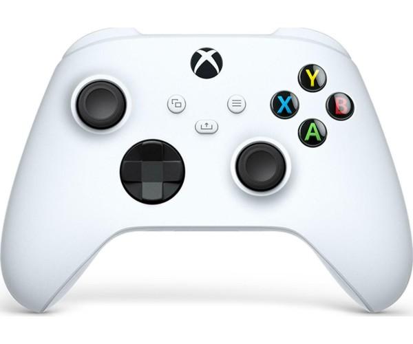 Microsoft Xbox Wireless Controller Robot White (Συμβατό Xbox One S / X - PC Windows 10 - Android - IOS) - Λευκό