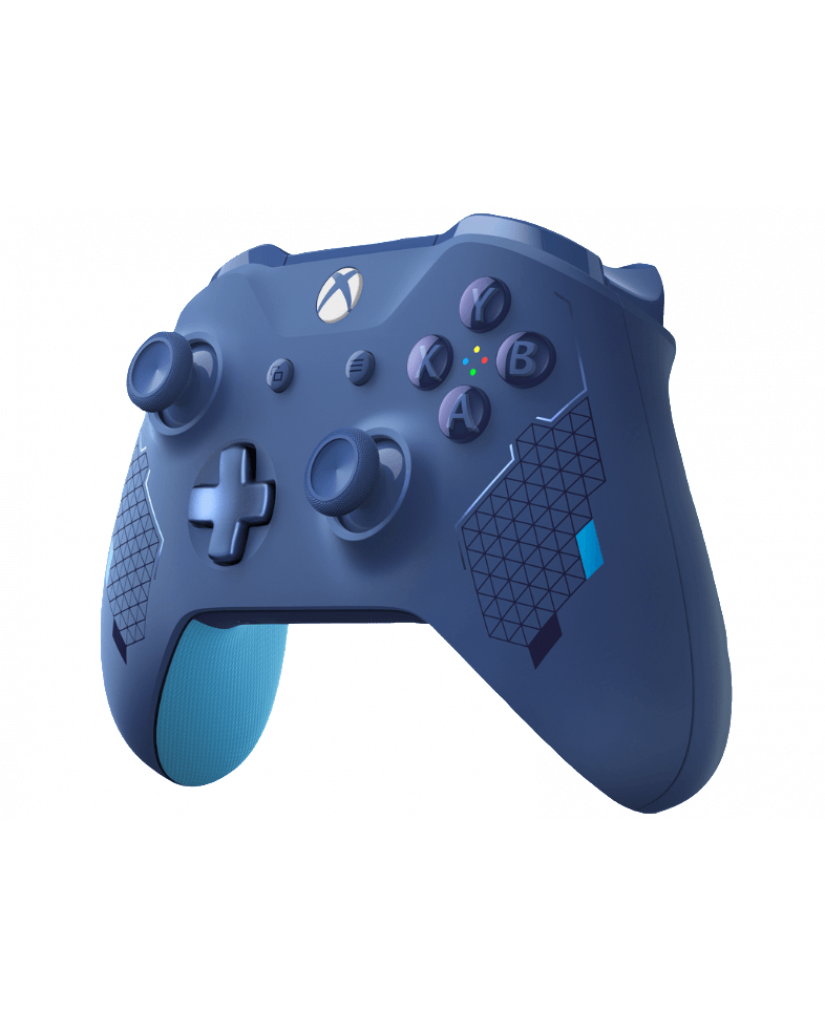 Microsoft Xbox One Wireless Controller Special Edition - Sport Blue