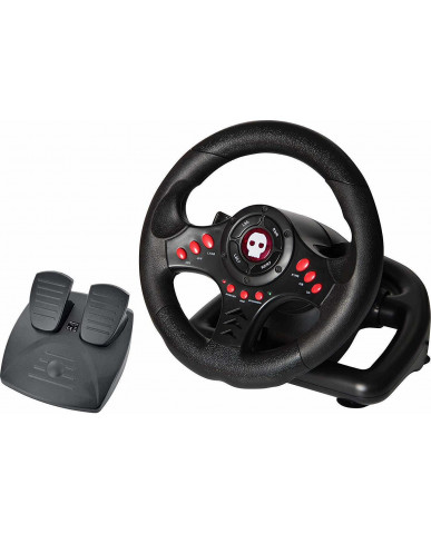 NUMSKULL MULTI FORMAT STEERING WHEEL - ΤΙΜΟΝΙΕΡΑ ΓΙΑ PS3 / PS4 / ΧΒΟΧΟΝΕ / PC