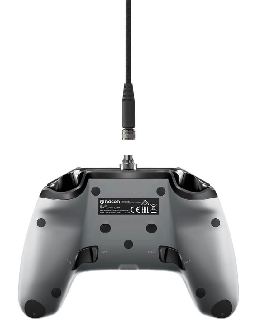 Nacon Revolution Pro - Χειριστήριο PS4 – Ασημί